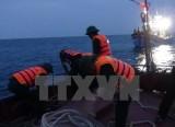 Cứu thuyền viên bị tai nạn nguy kịch khi làm việc trên biển