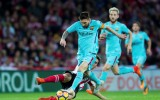 Lionel Messi tỏa sáng, Barca thắng dễ Athletic Bilbao
