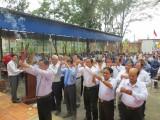 Lễ giỗ Anh hùng Nguyễn Trung Trực tổ chức tại quê nhà