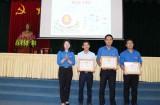 Chi đoàn Liên cơ 1 đoạt giải nhất Cuộc thi tìm hiểu về ASEAN và cộng đồng chung ASEAN