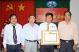Đảng ủy ngành Y tế trao Huy hiệu 30 năm tuổi Đảng
