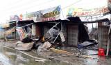 Kiên Giang: 4 căn nhà bốc cháy lúc rạng sáng khiến 3 bà cháu tử vong