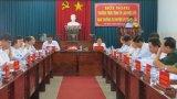 Thường trực Tỉnh ủy làm việc với Ban Thường vụ Huyện ủy Thủ Thừa:  Chỉ ra hạn chế, định hướng giải pháp phát triển