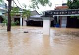 Gần đỉnh lũ 2009, tỉnh Quảng Nam ra công điện khẩn