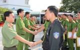 Lực lượng 09 bắt 171 đối tượng phạm tội