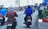Dời ngày cấm lưu thông qua cầu Tân An 1