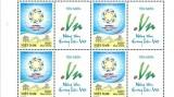 """Tên miền """".VN"""" lên tem Bưu chính Việt Nam"""
