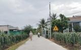 Vĩnh Công nỗ lực về đích nông thôn mới