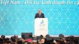 Thủ tướng dự khai mạc Hội nghị Thượng đỉnh Kinh doanh Việt Nam 2017