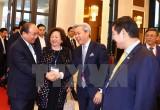 Thủ tướng gặp một số nhà đầu tư khu vực châu Á-Thái Bình Dương