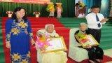 """Bến Lức, Đức Hòa, Đức Huệ: 62 mẹ được phong, truy tặng danh hiệu """"Bà mẹ Việt Nam Anh hùng"""""""