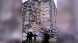Nga: Sập tòa nhà chung cư 9 tầng từ thời Liên Xô cũ gây thương vong