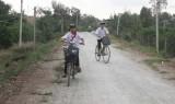 """Thạnh Hòa: """"Gập ghềnh"""" đường đến nông thôn mới"""