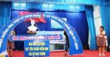 Thủ Thừa tổ chức Hội thi An toàn giao thông cấp tiểu học