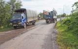 Khởi công xây dựng đường từ Giồng Nhỏ đến kênh Mỹ Bình, huyện Đức Huệ