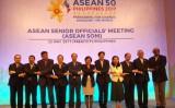 SOM họp trù bị cho Hội nghị Cấp cao ASEAN lần thứ 31