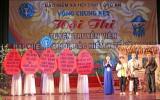 Đơn vị Mộc Hóa đoạt giải nhất Hội thi Tuyên truyền viên BHXH, BHYT năm 2017