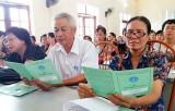 Tham gia BHXH tự nguyện: Nhà nước hỗ trợ 10 - 30% tiền đóng