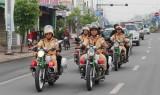 Bảo đảm trật tự, an toàn giao thông thời gian sửa cầu Tân An 1