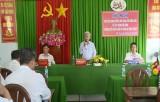 Chủ tịch UBND huyện Châu Thành đối thoại với nhân dân về mô hình Chính quyền thân thiện