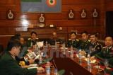 Việt Nam và Ấn Độ đẩy mạnh hợp tác trong lĩnh vực quốc phòng