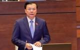 Bộ trưởng Tài chính đăng đàn trả lời chất vấn trước Quốc hội