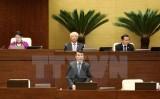 Thống đốc Ngân hàng Nhà nước trả lời chất vấn về xử lý nợ xấu