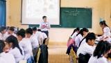 Nâng cao năng lực đội ngũ giáo viên qua Hội thi giáo viên dạy giỏi