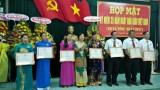 Trường Chính trị Long An họp mặt Ngày Nhà giáo Việt Nam
