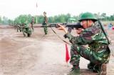Trường bắn, thao trường huấn luyện được khai thác, sử dụng hiệu quả