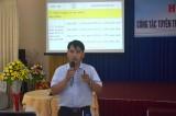 Ban Tuyên giáo Tỉnh ủy tập huấn tuyên truyền xây dựng nông thôn mới