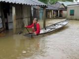 Mưa lớn kéo dài gây ngập lụt tại Quảng Trị, Thừa Thiên-Huế