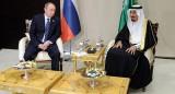 Lãnh đạo Saudi Arabia và Nga bàn về chống khủng bố và tình hình Syria
