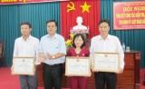 Thủ Thừa: Công tác kiểm tra, giám sát Đảng ngày càng đi vào chiều sâu