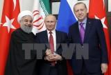 Nga: Đại hội về Syria sẽ diễn ra bất chấp quan ngại của Thổ Nhĩ Kỳ