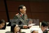 Đại biểu Quốc hội tranh luận về việc ban hành Luật An ninh mạng