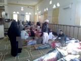 Tấn công đền thờ Hồi giáo Ai Cập: Con số thương vong tiếp tục tăng