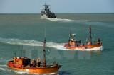 Thân nhân thủy thủ trên tàu ngầm Argentina mất tích phản ứng dữ dội