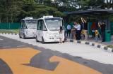 Năm 2022 Singapore đưa xe bus không người lái vào sử dụng