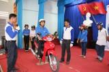 Tập huấn kỹ năng lái xe an toàn cho đoàn viên, thanh niên