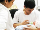 Chồng được hưởng trợ cấp bao nhiêu tiền khi vợ sinh con?