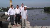 Phấn đấu hoàn thành việc nâng cấp cầu Tân An 1 trước những ngày lễ, tết cuối năm 2017