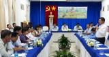 Hội Nông dân Long An - TP.HCM: Chủ động liên kết, hợp tác trong thời gian tới