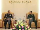 Tăng cường hợp tác sâu rộng giữa hải quân Việt Nam và Indonesia
