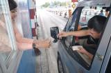 Từ 30/11, BOT Cai Lậy mở thêm bãi cho xe trả tiền lẻ