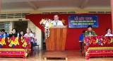 Tân Trụ: Ra quân hưởng ứng Tháng hành động Quốc gia về phòng, chống HIV/AIDS