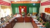 Bảo vệ dân phố phường 3 góp phần bảo đảm an ninh, trật tự địa bàn