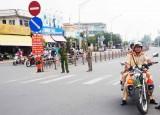 TP.Tân An: Bảo đảm trật tự, an toàn giao thông những tháng cuối năm