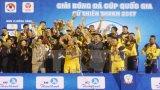 Sông Lam Nghệ An vô địch Giải bóng đá Cúp Quốc gia năm 2017