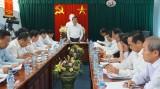 Kỳ họp thứ 8, HĐND tỉnh khóa IX: Tập trung thảo luận nội dung 26 tờ trình